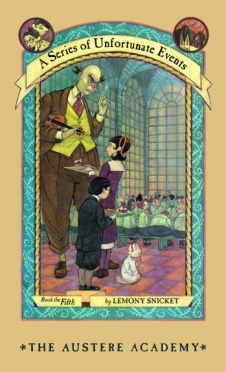 Lemony Snicket (5)