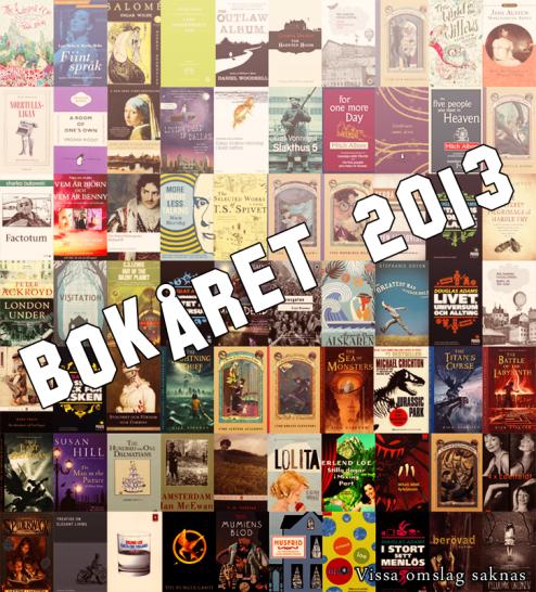 Bokåret 2013 (1)